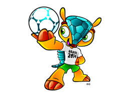 World Cup Mascot : Fuleco